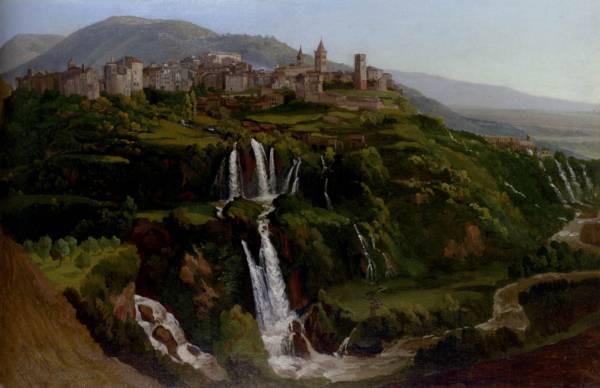 The Cascades At Tivoli